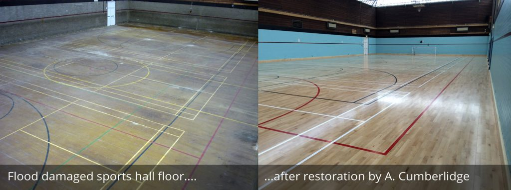 timber flooring restoration