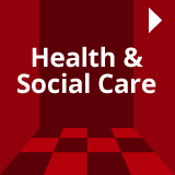 health and social care flooring