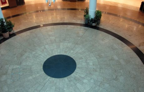 Meadowhall Granite flooring