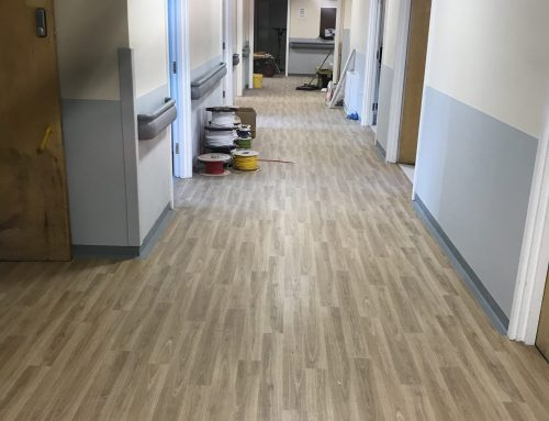 Supporting Rotherham Hospital to modernise facilities